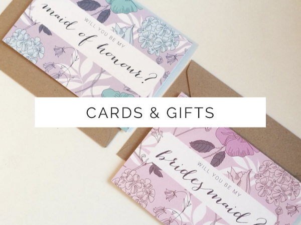 Greeting Cards & Gifts