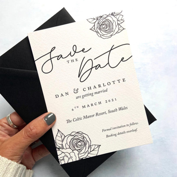 Nikki Swift Designs - Save the Dates